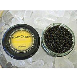 Plaza Osetra Bulgarian Sturgeon Caviar, 2 oz