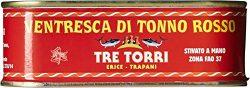 Bluefin Tuna Ventresca in Olive Oil Tre Torri – Sicily