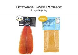 Bottarga Rocca – Saver Package – 2x Bottarga Rocca 3.6 ~ 4.5 oz + BONUS Poseidon Gra ...