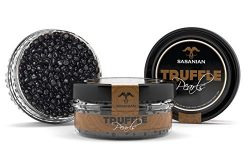 GUARANTEED FRESH! Truffle Pearls Caviar 4 Oz Jar
