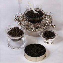 Gourmet Caviar Sampler 4 oz