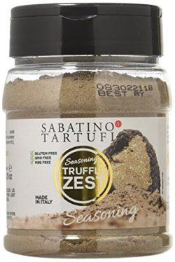 Sabatino Tartufi Truffle Zest Seasoning, 5.29 Ounce
