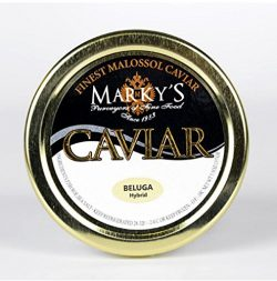 Beluga Hybrid Caviar – Italy – 17.6oz