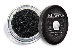 Caviar by Khavyar || White Sturgeon Caviar