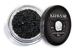 Caviar by Khavyar || White Sturgeon Caviar