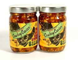 Trader Joe's Cowboy Salsa – Corn, Black Bean & Pepper Salsa – 2 Pack