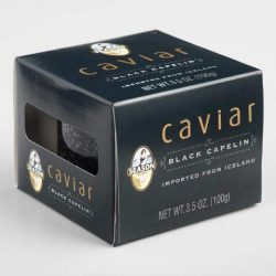 Season Black Capelin Caviar