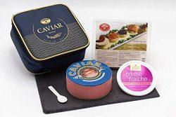 Russian Osetra Caviar Karat Gift Set