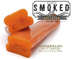 Bottarga Esmeralda {SMOKED} – Caviar Of The Mediterranean – (Dried Wild Caught Mulle ...