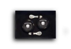Caviar Gift Set by Khavyar || Classic Domestic Double (2oz each)