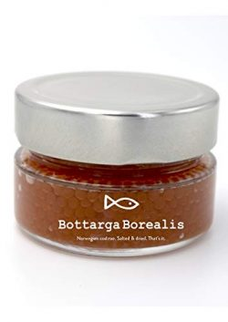 Bottarga Borealis – Caviar Pearls – Skreiperle 3.5 oz From The Depths Of The Norwegi ...