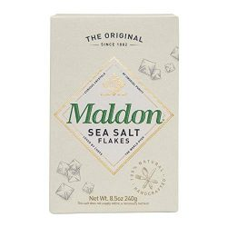 Maldon Sea Salt – Flaky Pyramid-Shaped Cystals