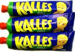 Dill Kalles 3-Pack