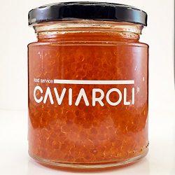 Caviaroli Olive Oil Caviar – Chili – Guindilla, 200 gram