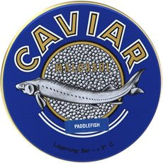 Paddlefish American Caviar Wild Caught – 16 oz