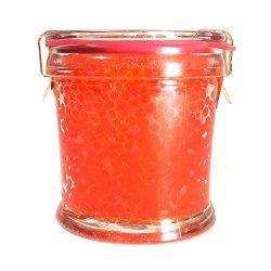 Trout Red Caviar in Glass Jar, Light Salted Roe 7.7 oz | 220 g