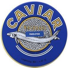 American Paddlefish Caviar 'Malossol' – 'Astrakhan Process' – ...