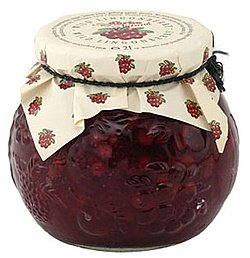 Wild Lingonberries Fruit Compote – 21 oz/600 gr by D'arbo, Austria.