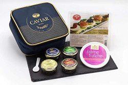 OLMA Imperial Caviar Gift Set, Delicious, Best Quality, Premium Taste