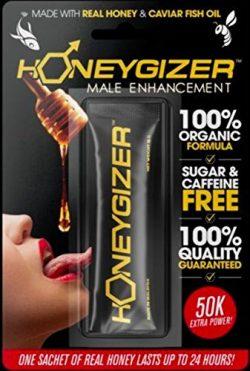 HONEYGIZER Royal Honey – 15g sachets x 10 Count