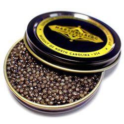 50g/1.75oz True Osetra Caviar, Classic Grade, Sustainable Product of the U.S.A.