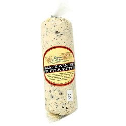 Black Winter Truffle Butter from France in Plastic Roll – 16 oz