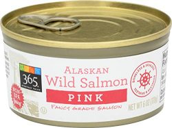 365 Everyday Value, Alaskan Wild Salmon, Pink, 6 oz