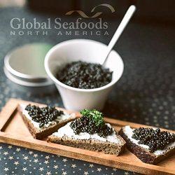 Siberian Sturgeon Caviar Platinum 4oz (0.25 Lbs)