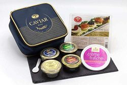 OLMA Supreme Caviar Gift Set, Delicious, Best Quality, Premium Taste